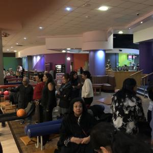 2018 Bowling and Pizza by Mahila Mandal